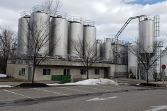 Structural Engineering: Allagash Brewing Facility