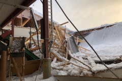 Insurance Investigation: Building Roof Failure - Snow Load
